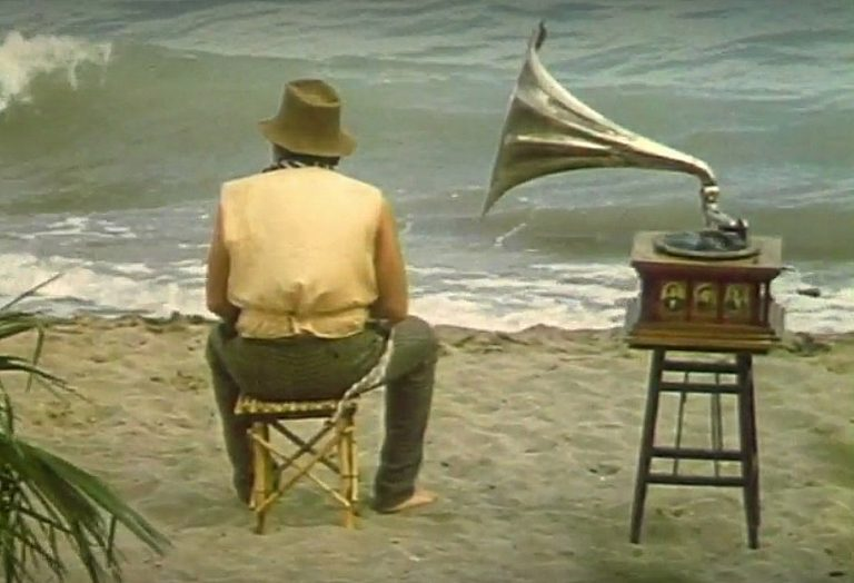 cinema gramophone